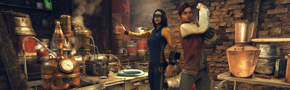 "Fallout 76 - Первые подробности о ""Wild Appalachia"""