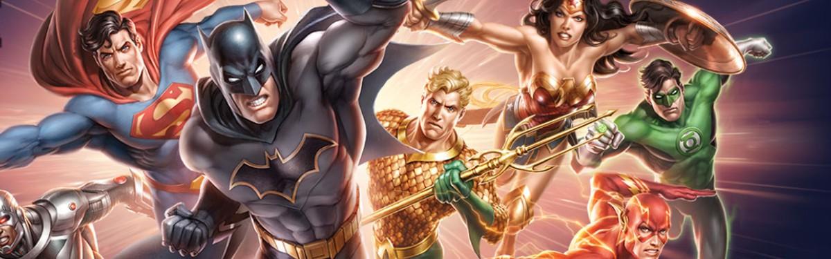 Анонсы сервиса DC Universe в тизер-трейлере