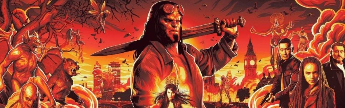 Трейлер Hellboy был успешно слит в сеть