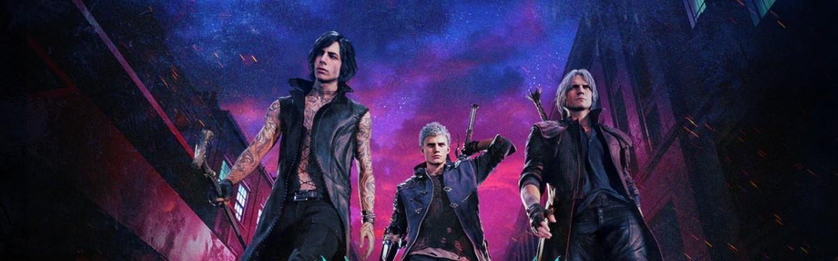 Devil May Cry 5 — 20 минут игрового процесса и финальный трейлер