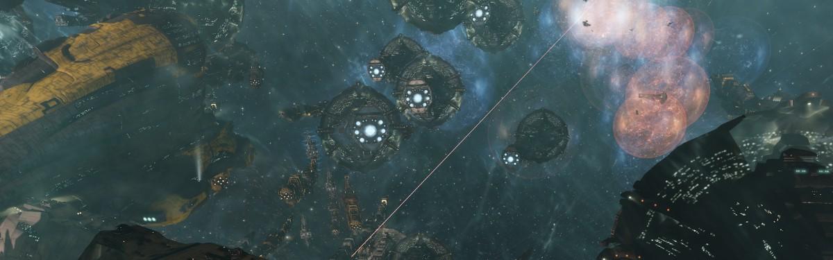 EVE Online - Итоги финальной битвы за цитадель в X46L-Q
