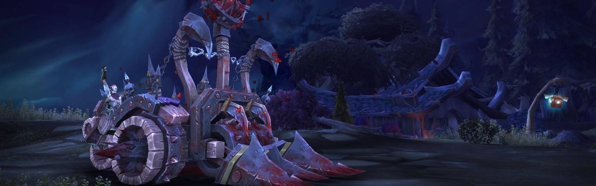 [Стрим] World of Warcraft - Обсуждаем грядущие новинки