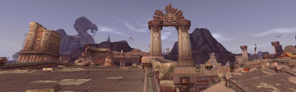 [Стрим] World of Warcraft - Путешествие по Вол'дуну