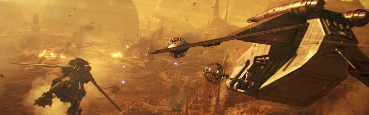 Star Wars Battlefront II — Граф Дуку вступит в войну