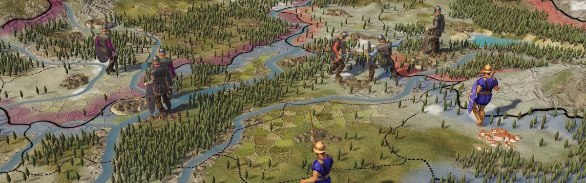 Imperator: Rome - Дневники разработчиков и системные требования