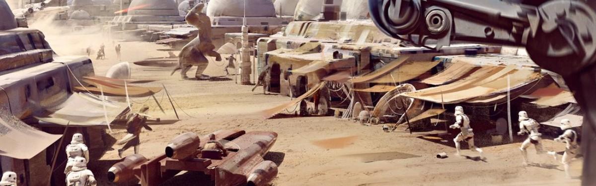 DICE показала множество концепт-артов Star Wars: Battlefront 2