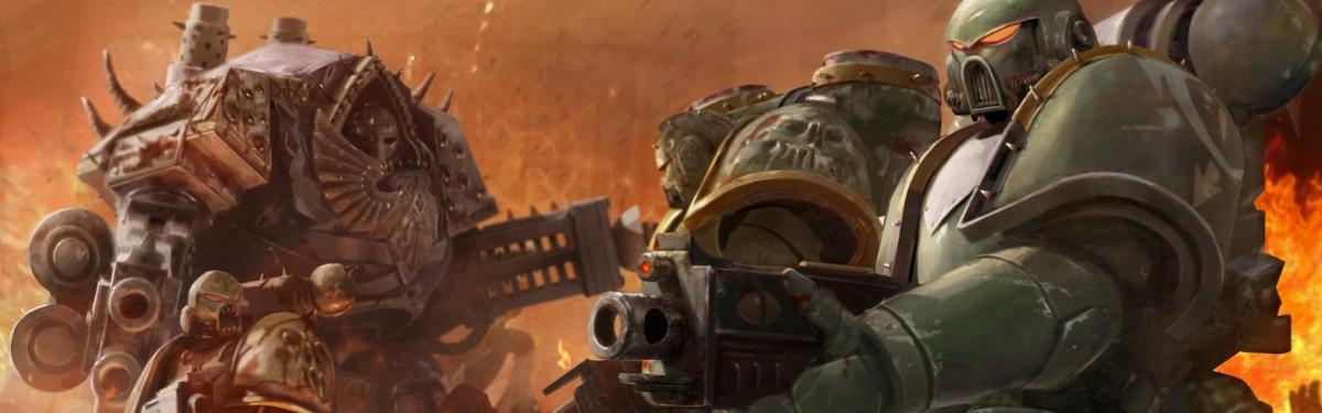 The Horus Heresy: Legions - Ересь доберется до Steam