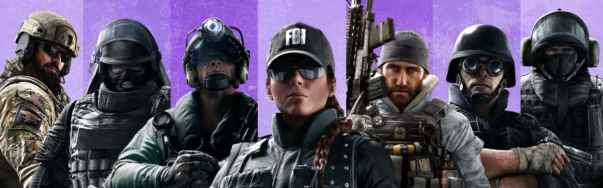 В Rainbow Six: Siege дарят оперативников или очки славы