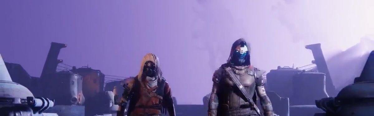 Destiny 2 - Официальная презентация Forsaken