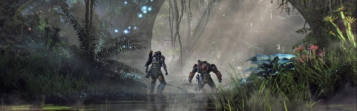 Anthem ограничивает получение опыта в свободное игре, если не возвращаться в Тарсис