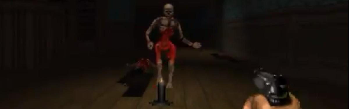 Моддер сделал Resident Evil из оригинального Doom