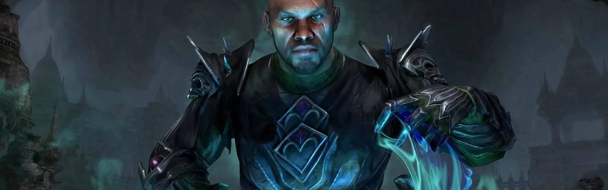 The Elder Scrolls Online - класс некромант в дополнении Elsweyr