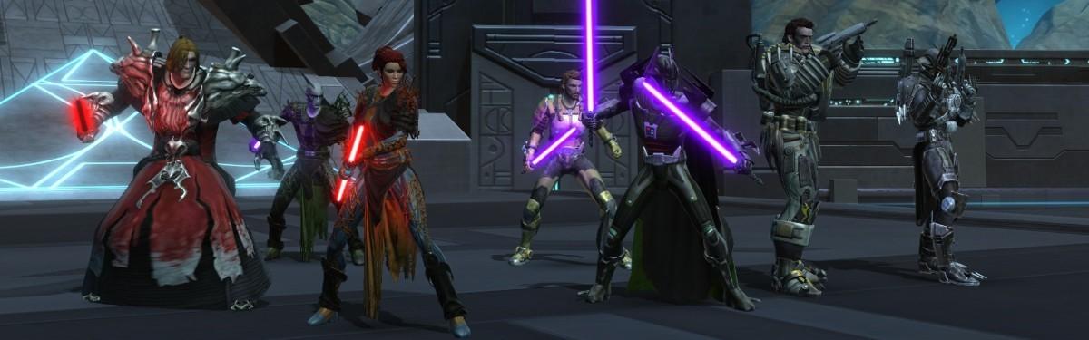 "Star Wars: The Old Republic - Грядут изменения для ""Боевых зон"""