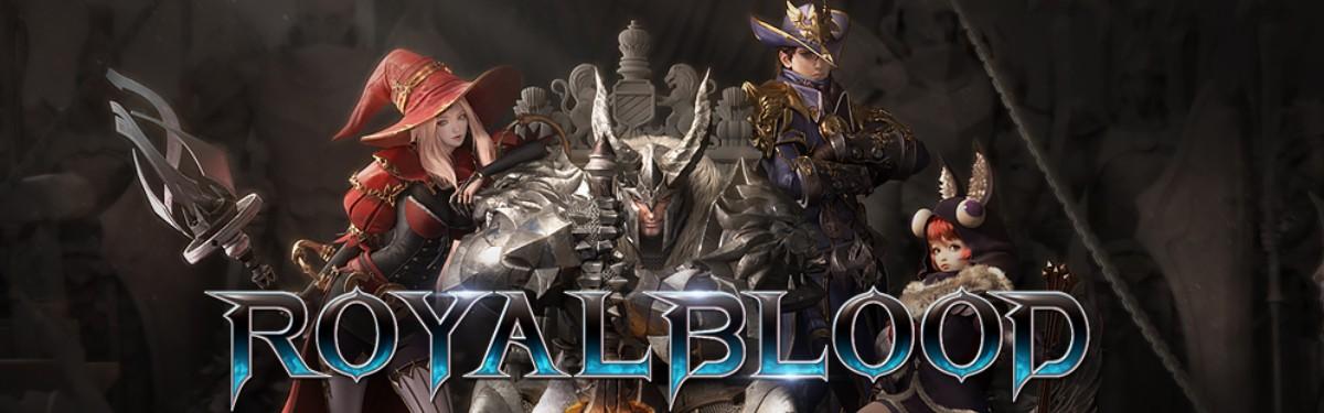 [Mobile] Royal Blood - Новые геймплейные ролики
