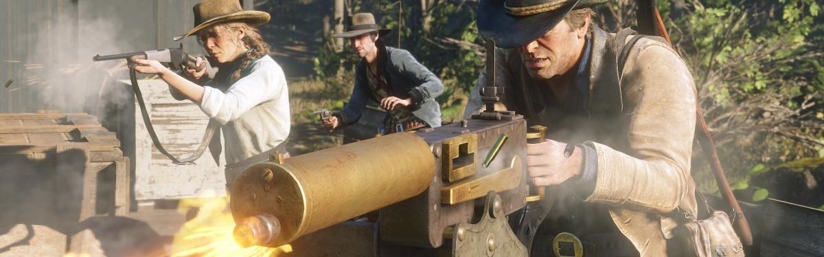 Red Dead Redemption 2 - Огромная порция скриншотов