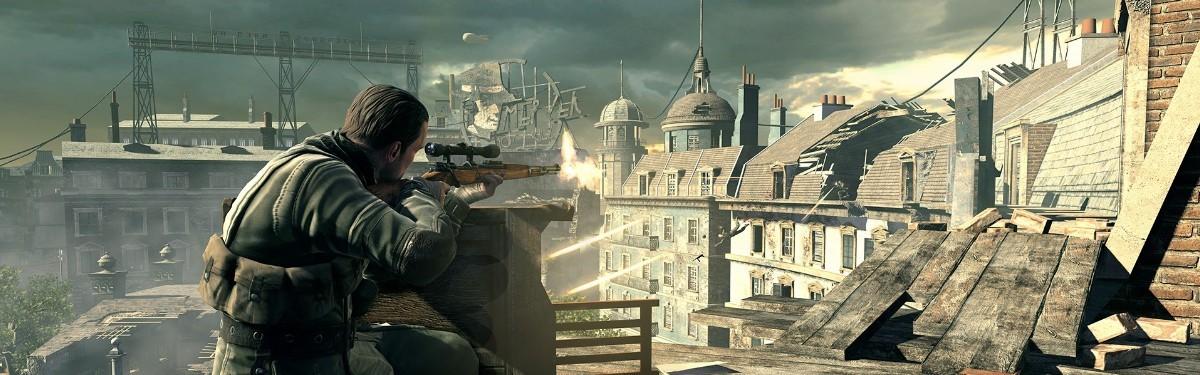 Sniper Elite V2 Remastered — Трейлер обновленной версии раньше времени утек в сеть