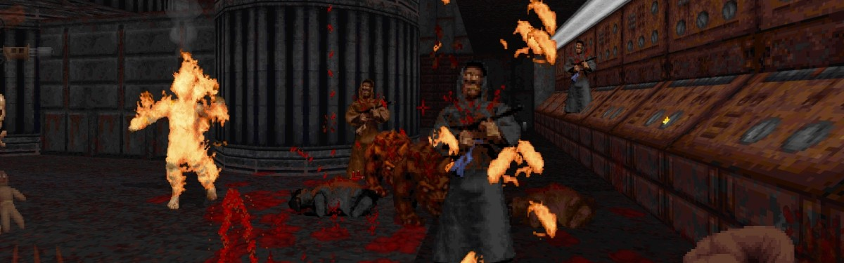 Blood - Новые скриншоты переиздания