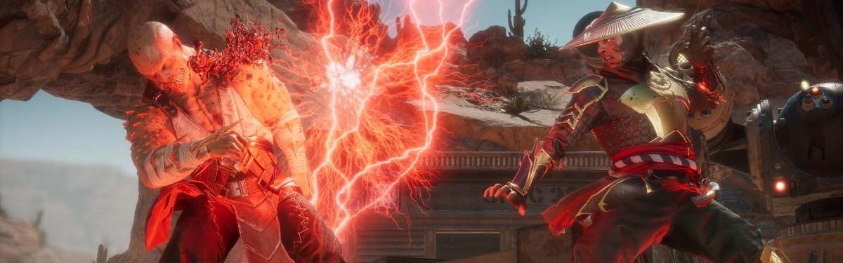 Mortal Kombat 11 - Бета-тестирование пройдет в конце марта