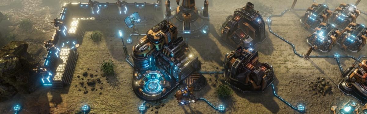 The Riftbreaker — Анонсирована стратегия с базой, выживанием и ARPG-элементами
