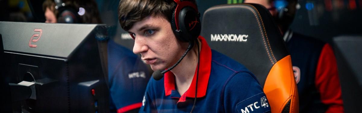 Counter-Strike: Global Offesnive - mir перешел в Gambit Esports
