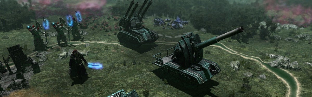 Warhammer 40,000: Gladius - Фракция Astra Militarum в игре