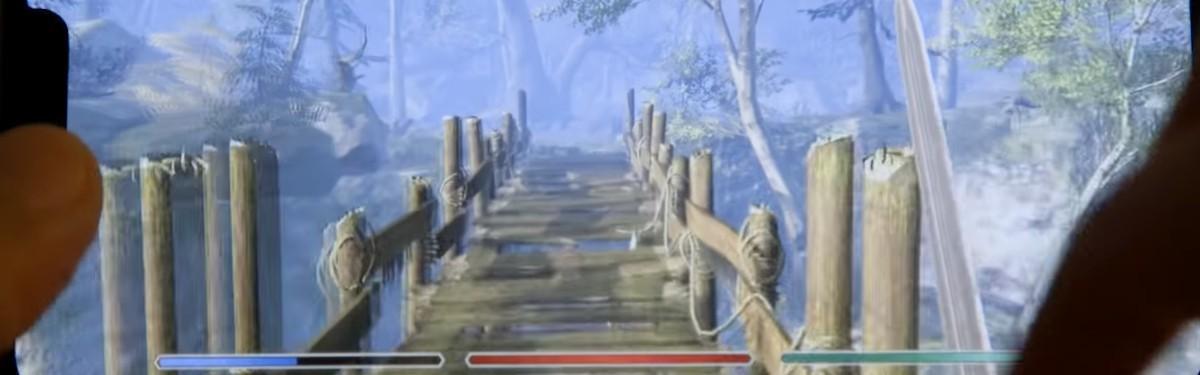 [QuakeCon-2018] The Elder Scrolls: Blades - Игровой процесс в новом ролике