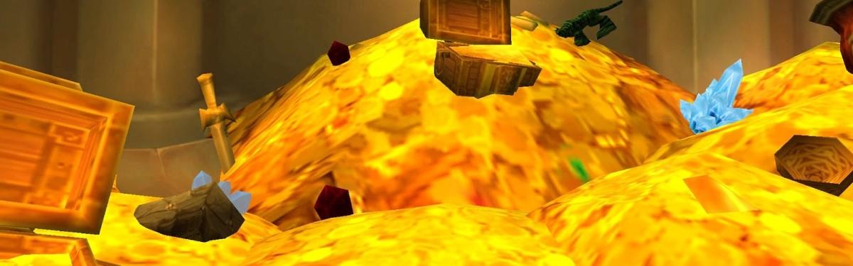 World of Warcraft - Гильдия Method взяла в долг 100,000,000 золота