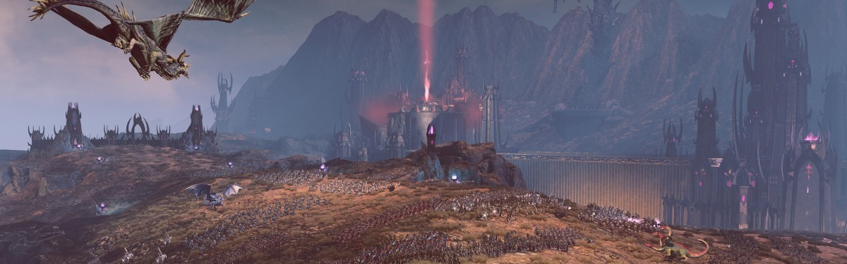 [Стрим] Total War: WARHAMMER II - Знакомимся с новым дополнением