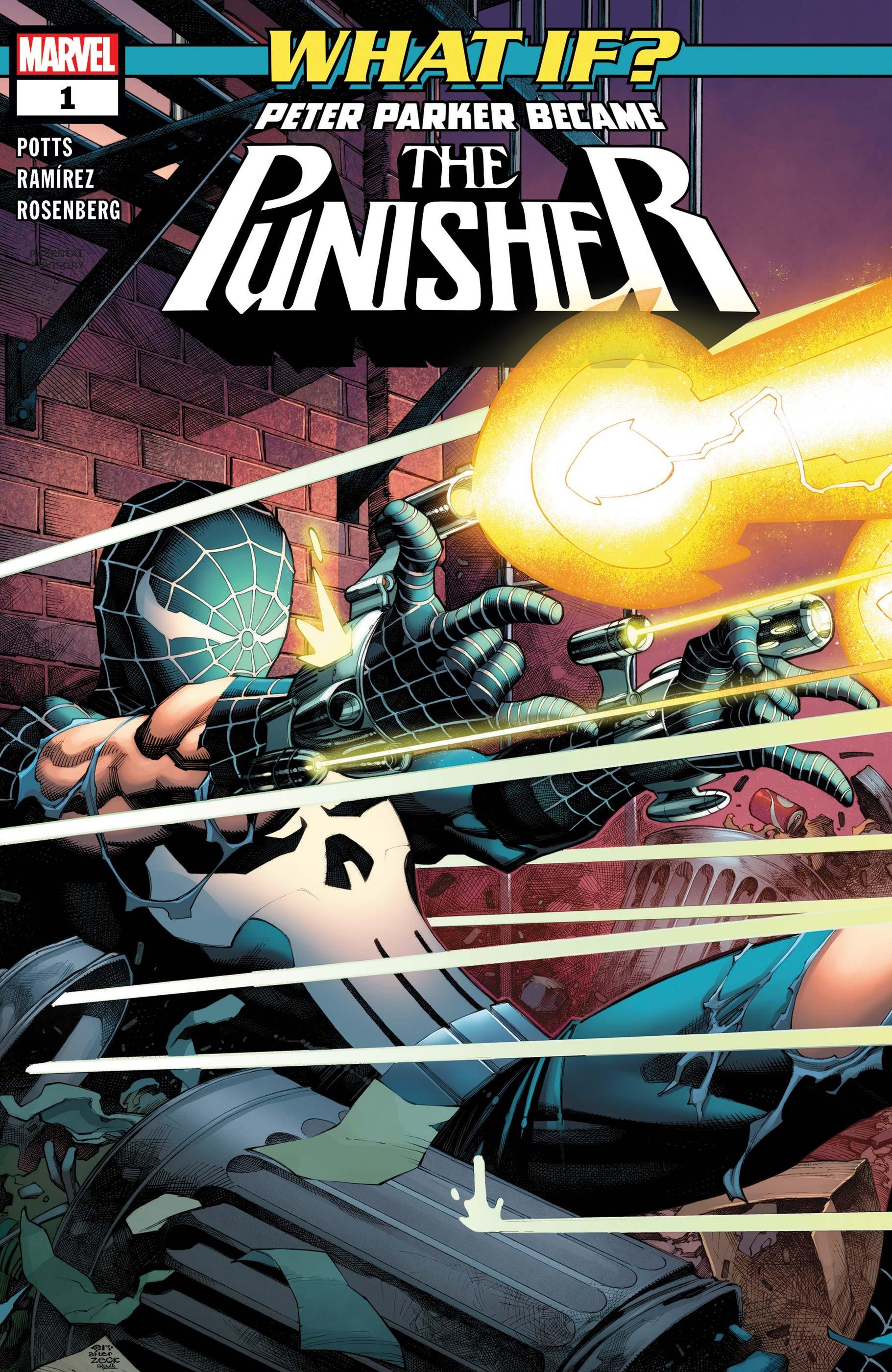 [Слухи] Серия комиксов Marvel «What If» может превратиться в мультсериал