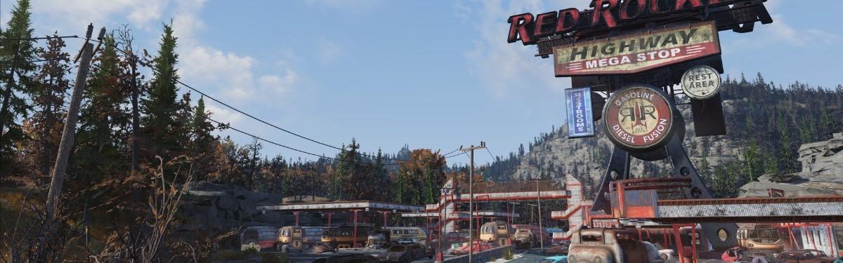 Fallout 76 - Релизный патч оказался больше самой игры