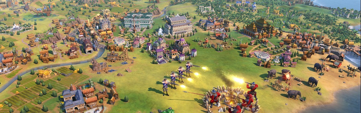 Civilization VI - Швецию возглавит королева Кристина