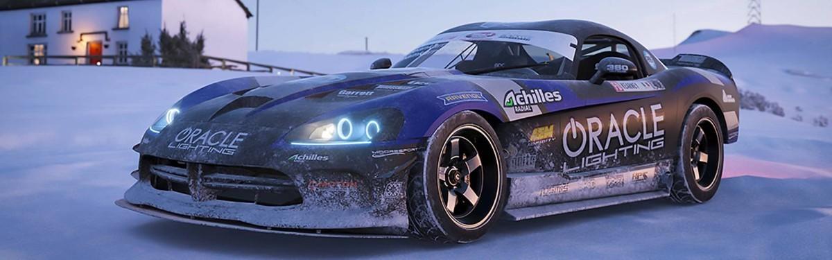 [X018] Анонс масштабного DLC для Forza Horizon 4