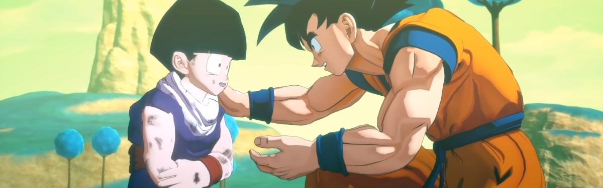 Dragon Ball Game: Project Z - Новая action/RPG от Bandai Namco Entertainment