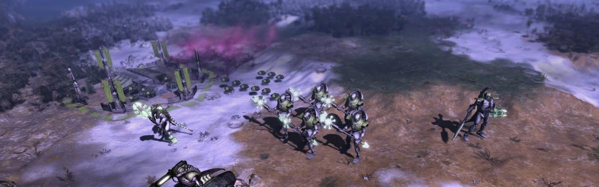 Warhammer 40,000: Gladius - Знакомимся с Некронами
