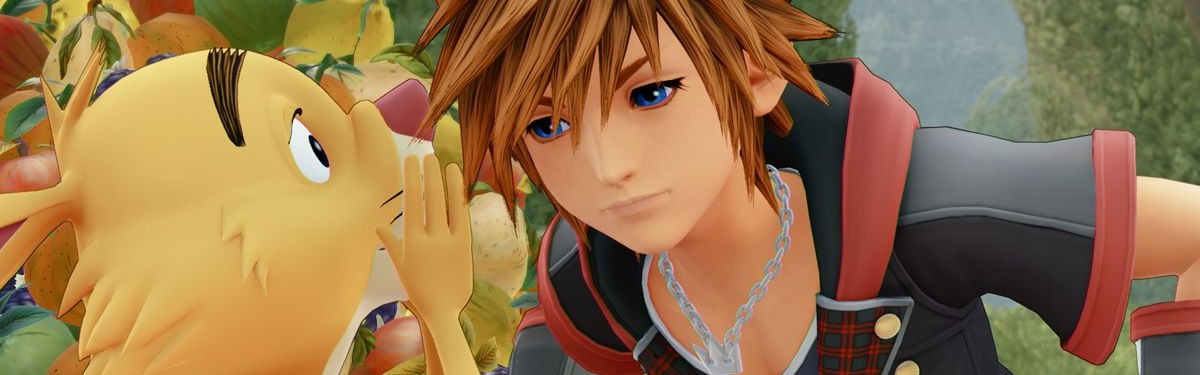 Kingdom Hearts 3 - Square Enix работает над дополнительным контентом