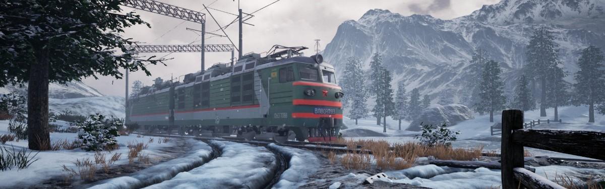 Trans-Siberian Railway Simulator - Анонсирован симулятор машиниста поезда