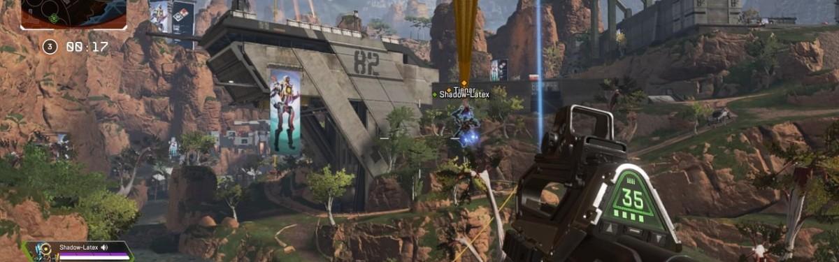 В Apex Legends нашли намек на новое оружие — энергетическая винтовка Havoc