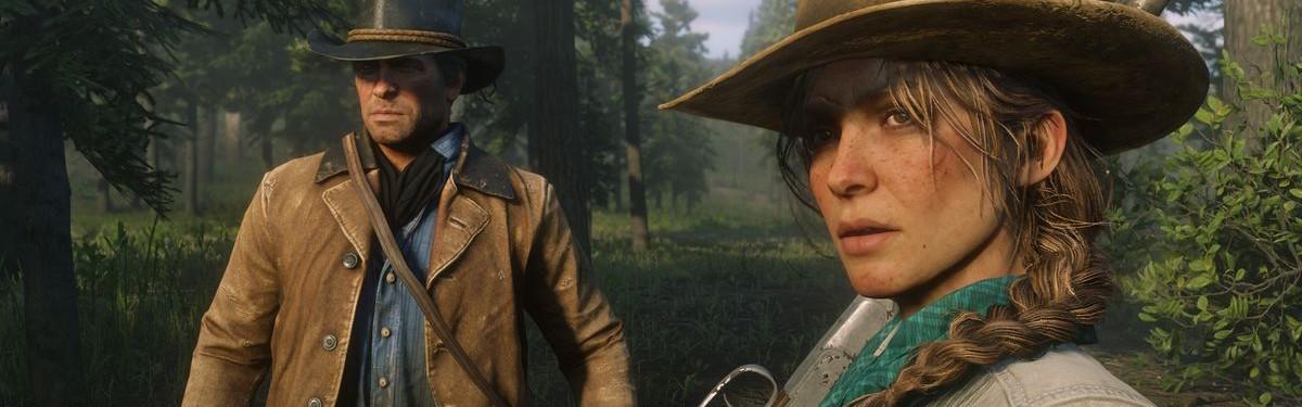 Red Dead Redemption 2 - C последним обновлением ухудшилось качество графики