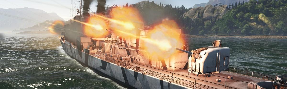 War Thunder - Раздача ключей с доступом в ЗБТ кораблей