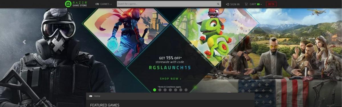 Razer Game Store закроют в конце февраля. Он прожил 10 месяцев