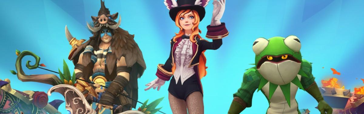 Battlerite Royale - В игре появится боевой пропуск