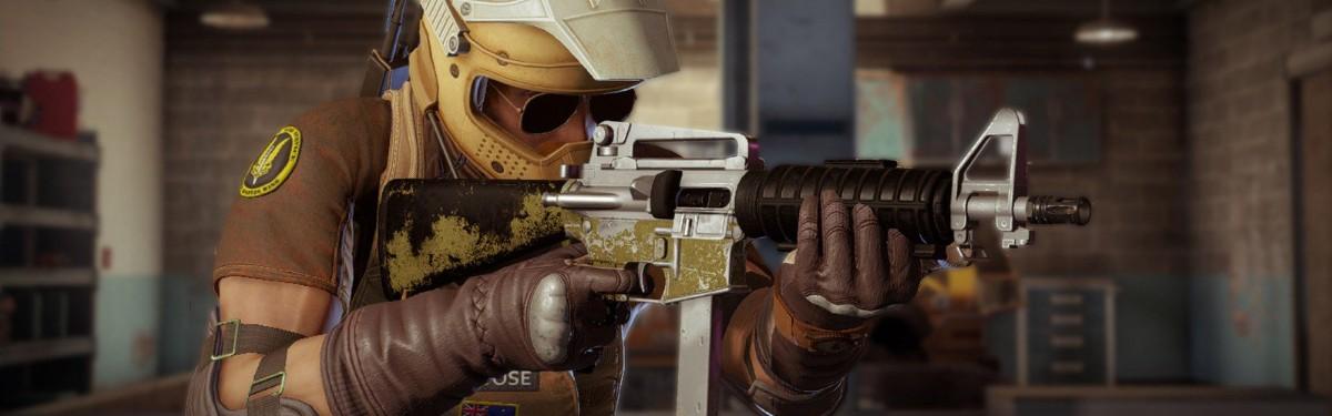 """Rainbow Six Siege - В """"Operation Burnt Horizon"""" будет изменено положение камеры"""