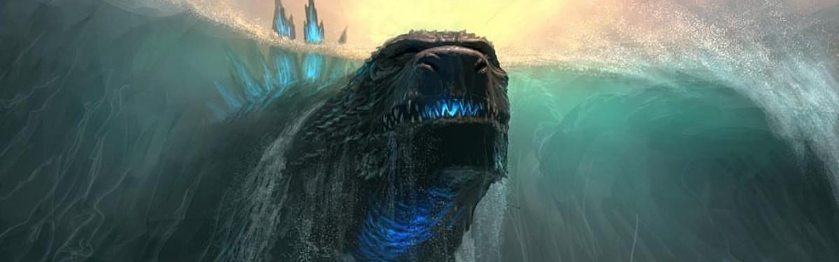 Рекламный ролик «Годзиллы: Король монстров»
