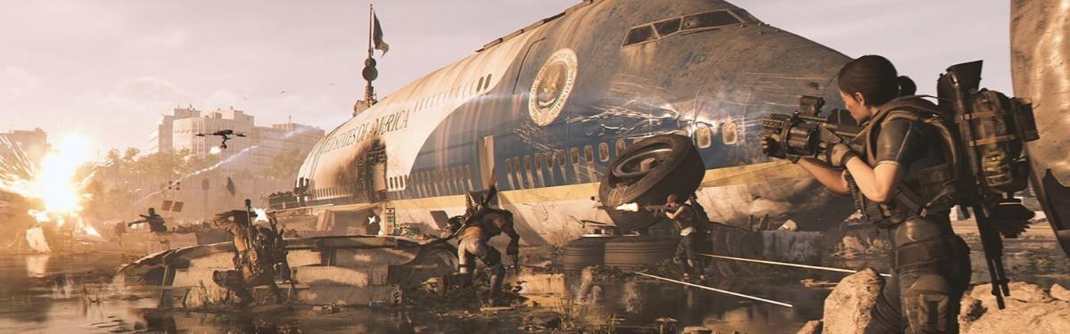 Tom Clancy's The Division 2 - На PS4 патч первого дня весит 90 ГБ