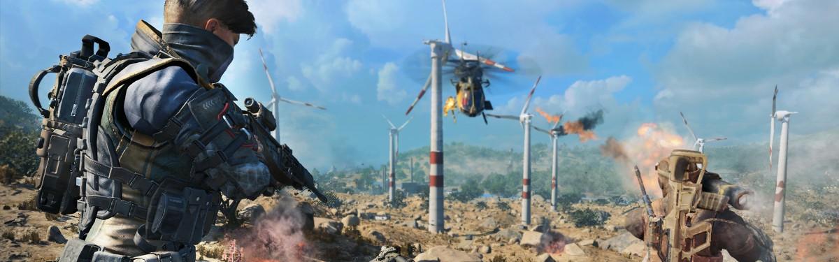 Treyarch тизерит новую карту для мультиплеера Black Ops 4