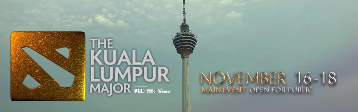 Dota 2 – Определены 15 команд участвующих в The Kuala Lumpur Major