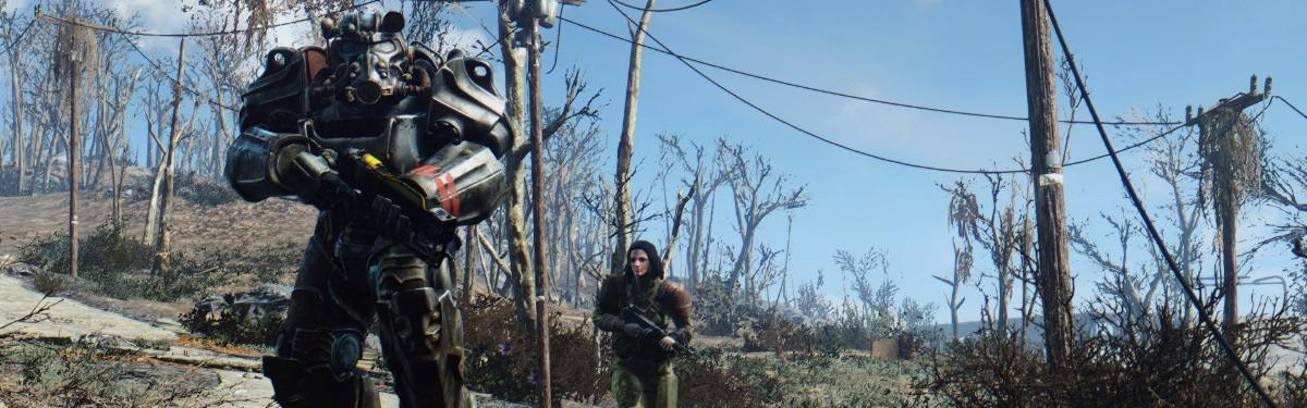 Игроки научились летать в Fallout 76 без читов