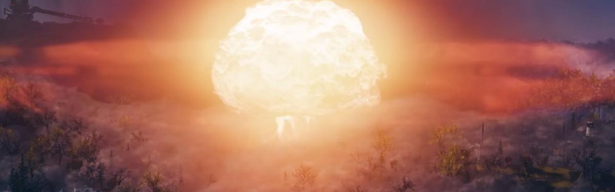 Fallout 76 - О роли атомной бомбы