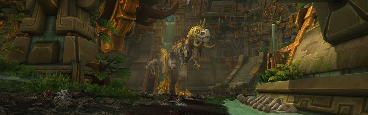 [Стрим] World of Warcraft - Навстречу приключениям