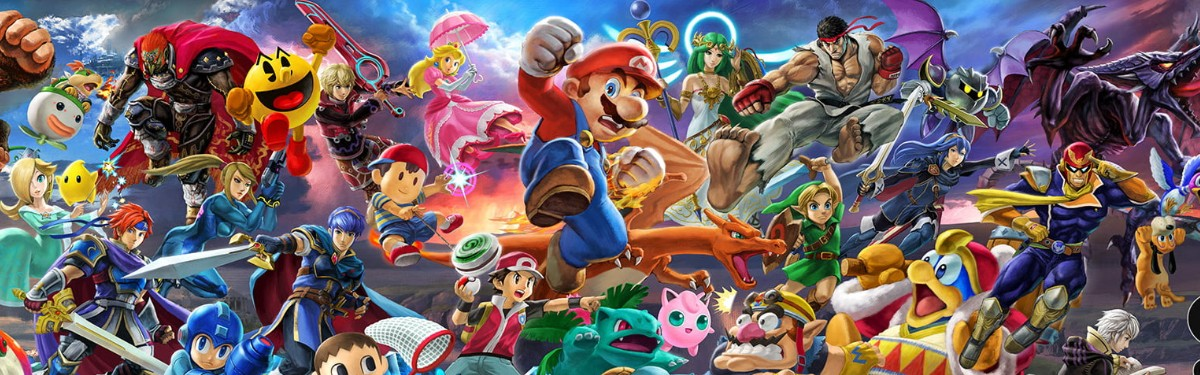 Super Smash Bros. Ultimate - Самая быстро продаваемый тайтл для Nintendo